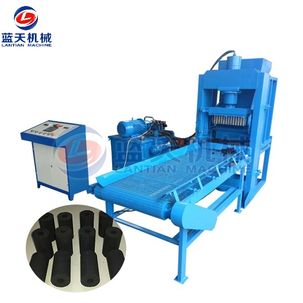 Coconut Shell Charcoal Briquette Machine